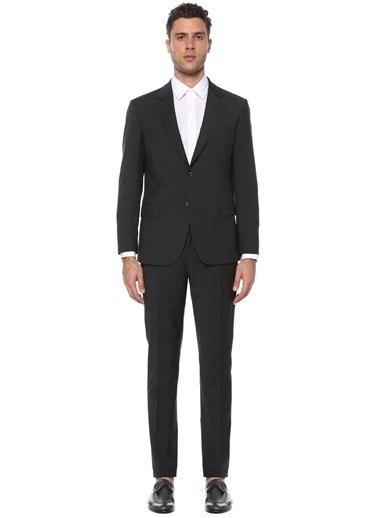 George Hogg George Hogg 7004158 Slim Fit Antrasit Takım Elbise Erkek Takım Elbise Antrasit